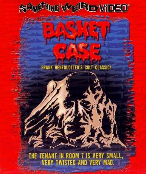BASKET CASE BY VAN HENTENRYCK,KEVI (Blu-Ray)