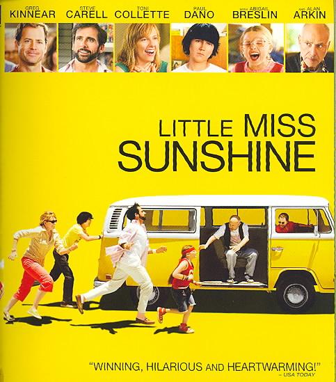 LITTLE MISS SUNSHINE BY BRESLIN,ABIGAIL (Blu-Ray)